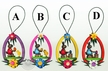 Assorted Wood Easter Ornaments by Drechslerei Kuhnert - $22.50 Each