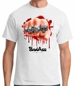Badass Jewelry Fist Full of Skulls Men's T-shirt