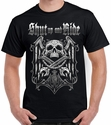 Badass Jewelry Shut Up & Ride Men's Black T-shirt
