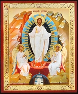 Resurrection of Christ, Orthodox Christian Mini Icon 28/129