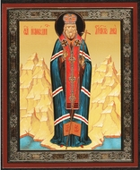 St. Luka, Orthodox Christian Mini Icon