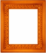 Wooden Kiot (Shrine) with Glass for Xlg Icons, Hand Carved