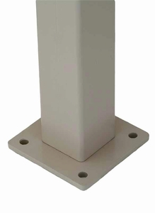Aluminum Deck Mount Terminal Post