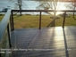 Azek Composite Decking with Cable Railing System Andover Minnesota