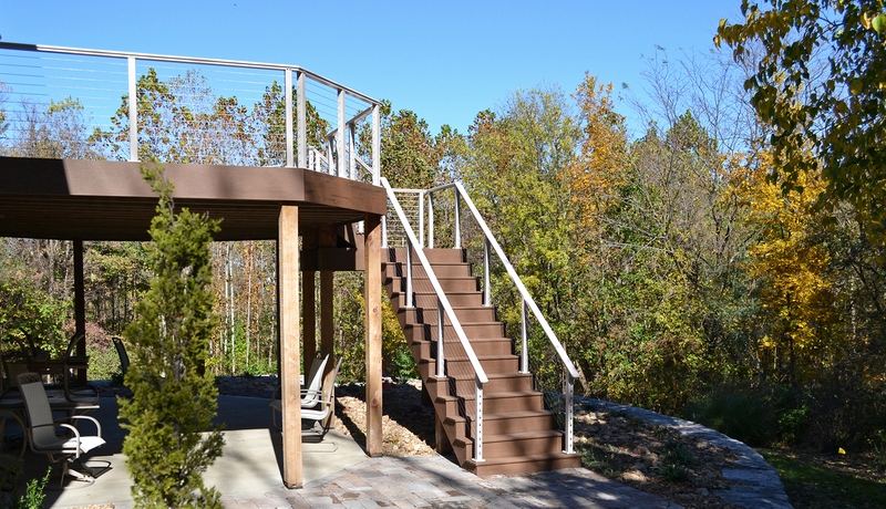Cable Railing Systems Customer Installation Photos