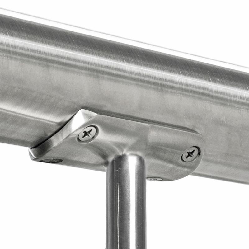 Post Cap Top Rail Mount For 2 Quot Round Stainless Steel Posts