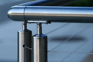 Stainless Railings Round