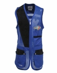 RETE LONDON 100% Nylon Mesh Shooting Vest