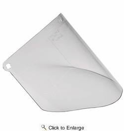 3M 90030  TEKK Protection Clear Replacement Polycarbonate Window for Faceshield 90028 and 90029
