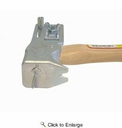 AJC Tools 005-MH  Mag-Hatch Magnetic Faced Roofing Hatchet
