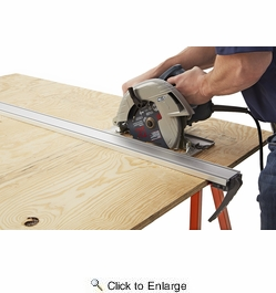 """Bora 543100  100"""" WTX Edge Clamp Saw Guide (50"""" clamp with 50"""" extension)"""