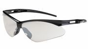 Bouton Safety Glasses 250-AN-10114  Anser - Indoor/ Outdoor Anti-Scratch Lens With Black Frames