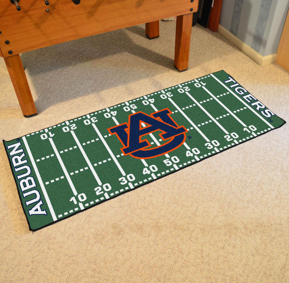 "Fan Mats 17935 Auburn University Tigers 30"" X 72"" Football"