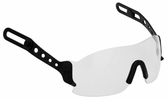 JSP 250-EVS-0000  EvoSpec Safety Eyewear For Evolution Hard Hats - Clear, Anti-Scratch, Anti-Fog Lens