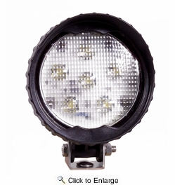 "Maxxima MWL-01  4-1/2"" Heavy Duty LED Work Light 6 LED's"