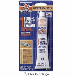 Permatex 80008  Form-A-Gasket No. 1 Sealant -  3 oz Tube (1B)