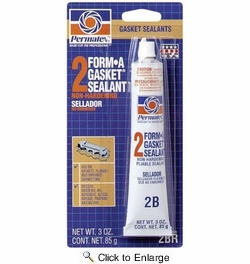 Permatex 80016  Form-A-Gasket No. 2 Sealant -  3 oz Tube (2B)