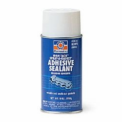 Permatex 80064  High Tack Spray-A-Gasket Sealant - 6 oz Aerosol Can 4.75 oz net wt. (99GA)