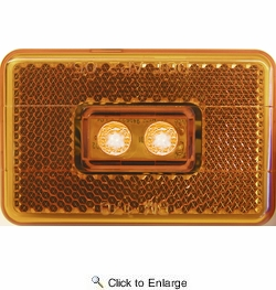 Peterson V170A LED Clearance Light Amber