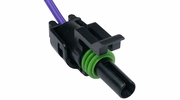 Pico 5610A  1982-1990 GM Exhaust Oxygen Sensor Single Lead Wiring Pigtail (12117385) 25 Per Package