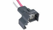 Pico 5633A  1985-1991 GM Gray Ignition Coil Repair Harness Two Lead Wiring Pigtail (12101896) 25 Per Package
