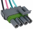 Pico 5635A  1981-1987 GM Idle Speed Control Four Lead Wiring Pigtail (12116256) 25 Per Package