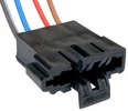 Pico 5646A  1977-On GM Fan Speed Switch Harness Four Lead Wiring Pigtail (12126432) 25 Per Package