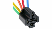 Pico 5653A  GM and Universal Heavy Duty Flasher-Mini Relay Five Lead Wiring Pigtail 25 Per Package