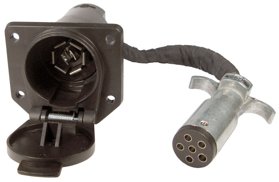 how to connect a trailer plug