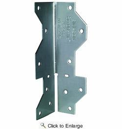 """Simpson Strong Tie A35SS  4-1/2"""" 6-Way Framing Angle Anchor Stainless Steel"""