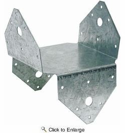 Simpson Strong Tie Bc6 6x6 Post Cap Base