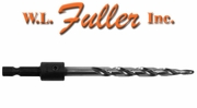 W.L. Fuller Taper Point Drill Bits with TPS Lock Shank