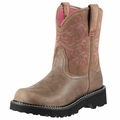 Ariat Fatbaby Original Women's Brown Bomber Western Boot 10000822