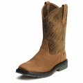 Ariat Maverick Square Soft Toe Green Wellington 10015545