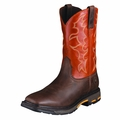Ariat Men's Workhog 11 Inch Wide Square Wellington Work Boot 10005888