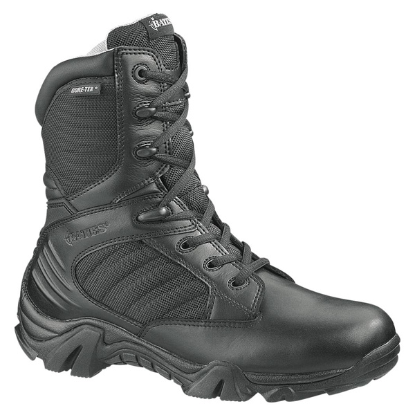 Bates Mens GX8 Waterproof Insulated Side Zip E02488 | Work Boots USA
