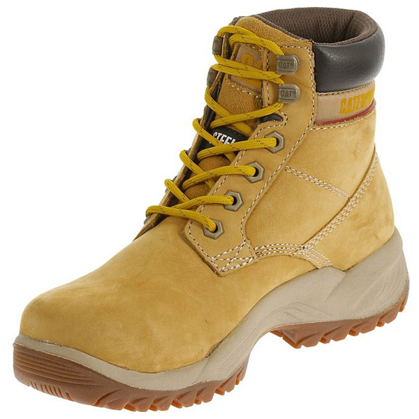 CAT Dryverse Womens 6 Inch Steel Toe Waterproof Work Boot P90444