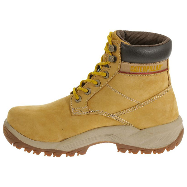 Awesome  Womens 8 Inch EH LaceUp Logger Waterproof Insulated Steel Toe Boot