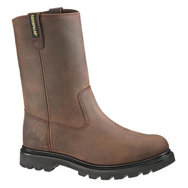 Revolver Steel Toe Wellington Work Boot P89516
