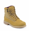 """Chippewa 6"""" Golden Tan Lace Up Work Boot 24513"""