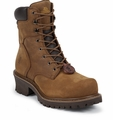 "Chippewa 8"" Tough Bark Logger Boot 55026"