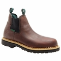 Georgia 4 Inch Steel Toe Waterproof Romeo Work Boots GR530