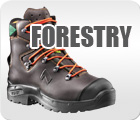 Haix Forestry Boots