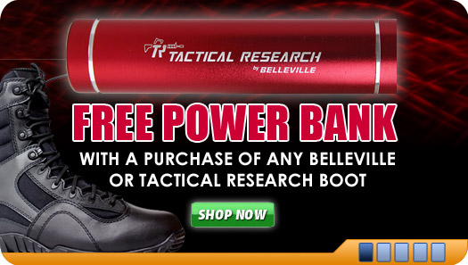 Belleville Tactical Research Boots