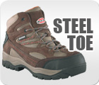 Iron Age Steel Toe Boots
