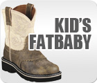 Kid's Ariat Boots