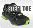 Nautilus Steel Toe Shoes