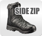 Original SWAT Side Zip Boots
