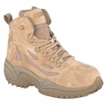 Reebok Rapid Response 6 Inch Composite Toe Side Zip Military Boot RB8694
