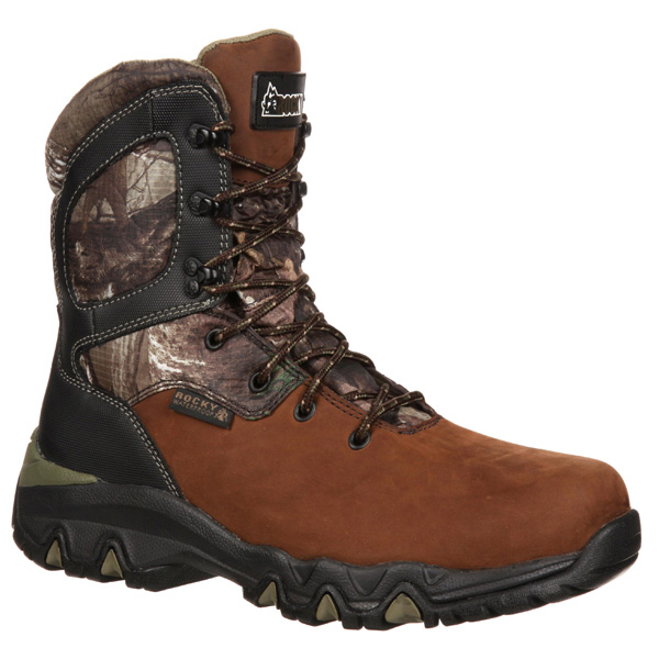 Bigfoot 8 Inch Waterproof Insulated Hunting Boot RKYS103